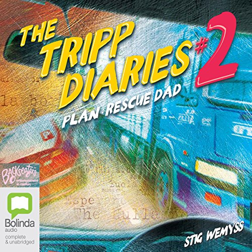 The Tripp Diaries #2 audiobook cover art