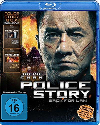 Jackie Chan - Police Story Box [Blu-ray]