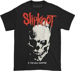 Slipknot Skull & Tribal Black T-Shirt