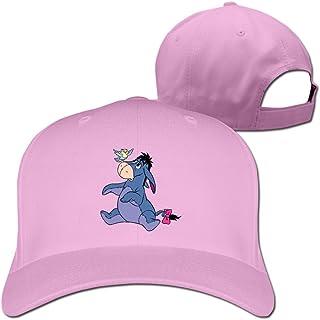 Jackey Cartoon Eeyore basellballキャップ帽子