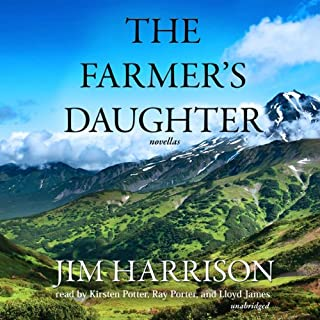 The Farmer's Daughter cover art