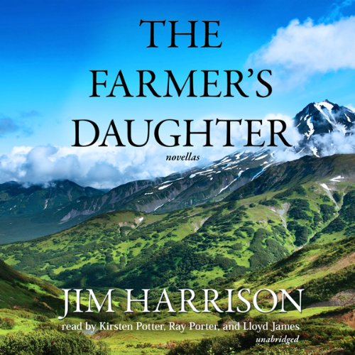 The Farmer's Daughter  Audiolibri