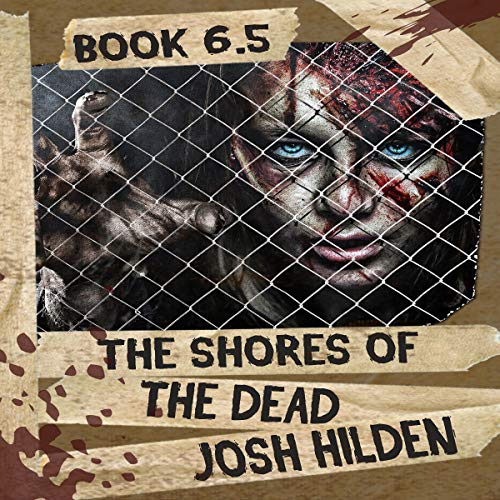 """The Shores of the Dead """"Dead Air"""" Audiobook By Josh Hilden cover art"""