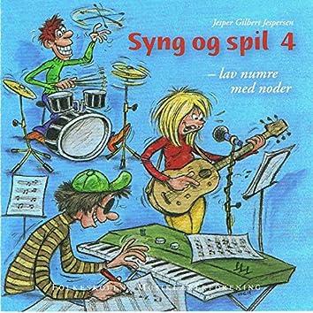 Syng Og Spil 4 - Lav Numre Med Noder