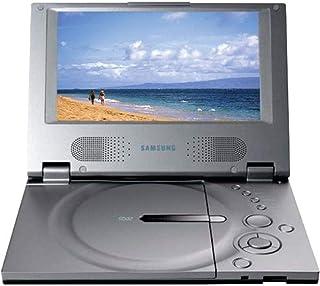 SAMSUNG Reproductor de DVD portátil DVD-L70 de 7 Pulgadas