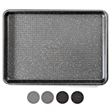 BINO Bakeware Nonstick Cookie Sheet Baking Tray, 13 x 18 Inch -...