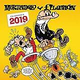 Calendario Mortadelo y Filemón 2019 (Bruguera Clásica)