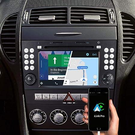 Xcar Style Dachmodul Verdeckmodul Cabriomodul Passend Für Mb Slk R171 Aio Modul Auto