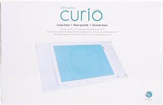 Silhouette CURIO-BASE-12 Curio Base for Craftwork, Large