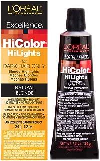 Best hicolor natural blonde Reviews