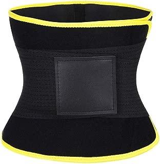 RZDJ Shapers Women Body Shaper Slimming Shaper Belt Girdles Firm Control Waist Trainer Cincher Plus Size Shapewear (Color : Gold, Size : XL)