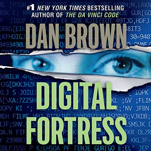 Digital Fortress audiobook cover art