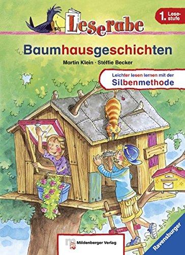 Leserabe – Baumhausgeschichten: Band 15, Lesestufe 1