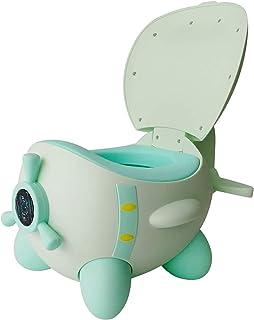 ベビービョルントイレトレーニングシート子供用楽しいポータブルトラベルトイレチェア下部の滑り止めデザイン