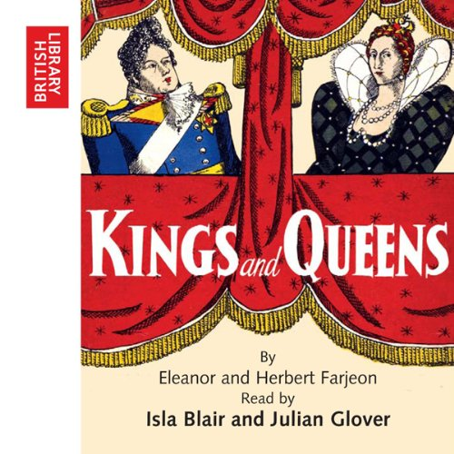 Kings and Queens audiobook cover art