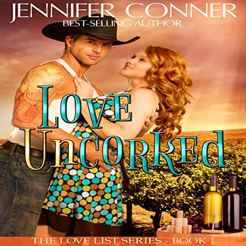 Love Uncorked audiobook cover art