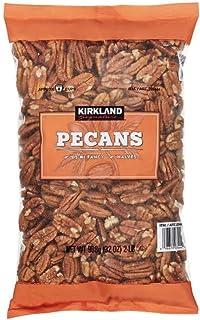 Kirkland Signature Whole Pecan Halves 2 LB Bulk Saving