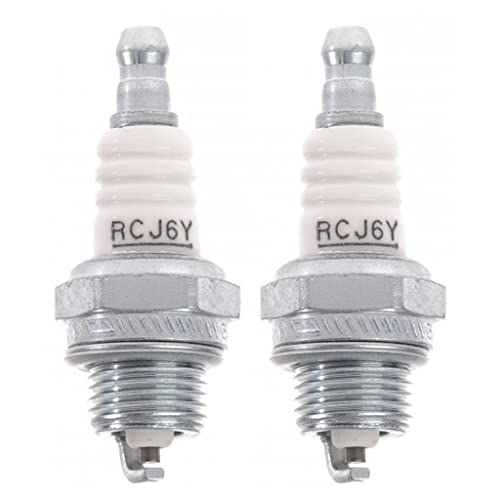 Ryobi RY08510 Homelite UT-20760 Trimmer Replacement (2 Pack) 852 - RCJ6Y Spark