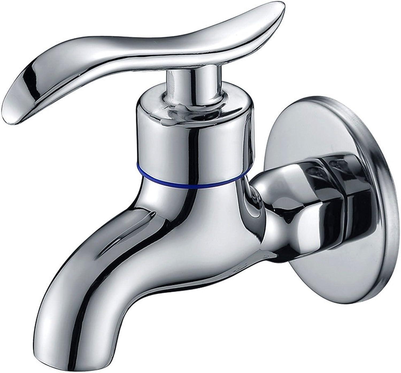 SADASD Modern Bathroom Basin Faucet Copper Mop Pool Mop Single Cold