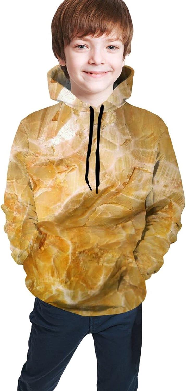 Youth Boys Girls 3d Print OFFicial store Retriever Hood Long-awaited Hoodies Pullover Golden