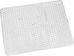 Home Basics Bubble Rubber Sink Mat