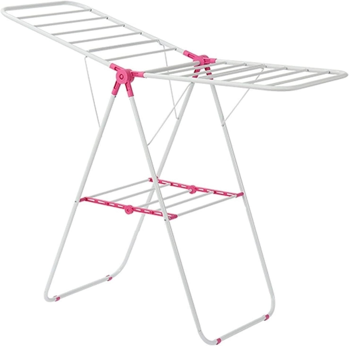 Max 70% OFF Clothes Drying Rack for Folding San Diego Mall Laundry Ra Winged