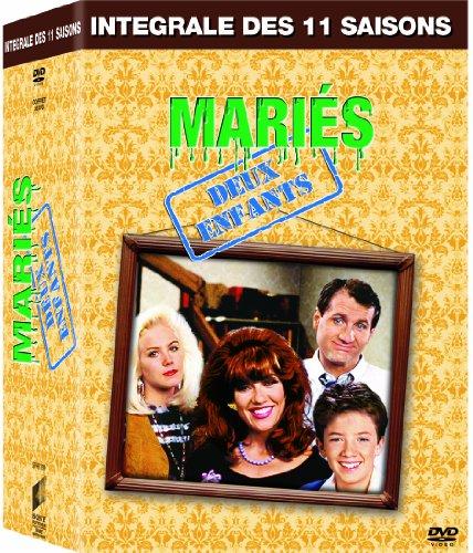 L'intégrale en DVD Marié Deux Enfants en promotion
