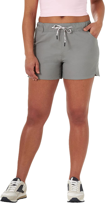ATG by Wrangler Women's Drawstring Hybrid Max 73% OFF New popularity Short Water