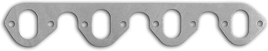 Remflex 3010 Exhaust Gasket for Ford V8 Engine, (Set of 2)