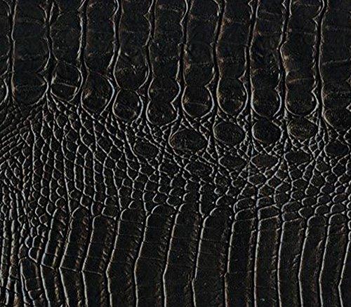 Vinyl Crocodile Allie Fake Leather Upholstery 54