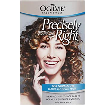 Amazon Com Ogilvie Salon Styles Home Perm For Normal Hair With Extra Body Beauty