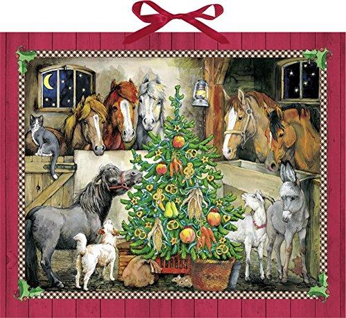 Pferde-Weihnacht (Adventskalender);Adventskalender
