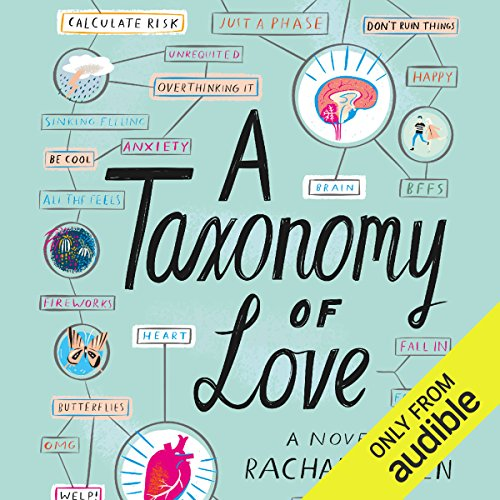 A Taxonomy of Love audiobook cover art