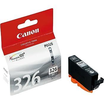 Canon 純正インクカートリッジ BCI-326 グレー BCI-326GY
