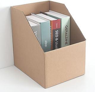 Stool 5 Piezas Revistero archivador,Compartimentos para revistas,Papel,Gran Capacidad,Respetuoso con el Medio Ambiente,par...