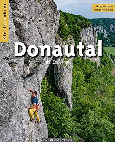 Kletterführer Donautal: inkl. Zollernalb