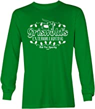 Tcombo Griswold Exterior Lighting - Christmas Unisex Long Sleeve Shirt