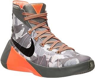 Nike Hyperdunk 2015 Premium Womens Basketball Shoes 749567-001 Size 13 D(M) US Men M - Grey/Black/Silver/Grey