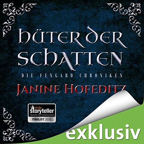 Hüter der Schatten audiobook cover art
