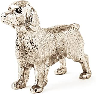 Welsh Springer Spaniel Made in UK Artistic Style Dog Figurine Collection