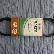 D/&D PowerDrive 5L990 NAPA Automotive Replacement Belt