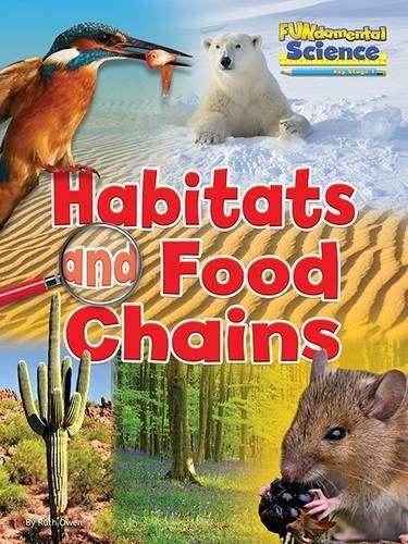 Fundamental Science Key Stage 1: Habitats and Food Chains 2016 (Fundamental Science Ks1)