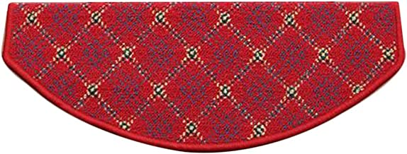 JIAJUAN Stair Carpet Treads Non-Slip Thick Indoor Outdoor Stairs Tread Pads Simple, 4 Styles, 5 Sizes, Customizable (Color...