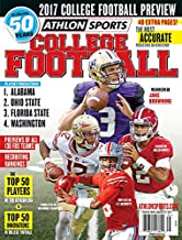 Athlon Sports 2017 College Football National Preview Magazine - Washington