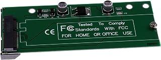SATA7+15P →SSD アダプター 変換カード Asus UX31 UX21 XM11 128G & 256Gに適用