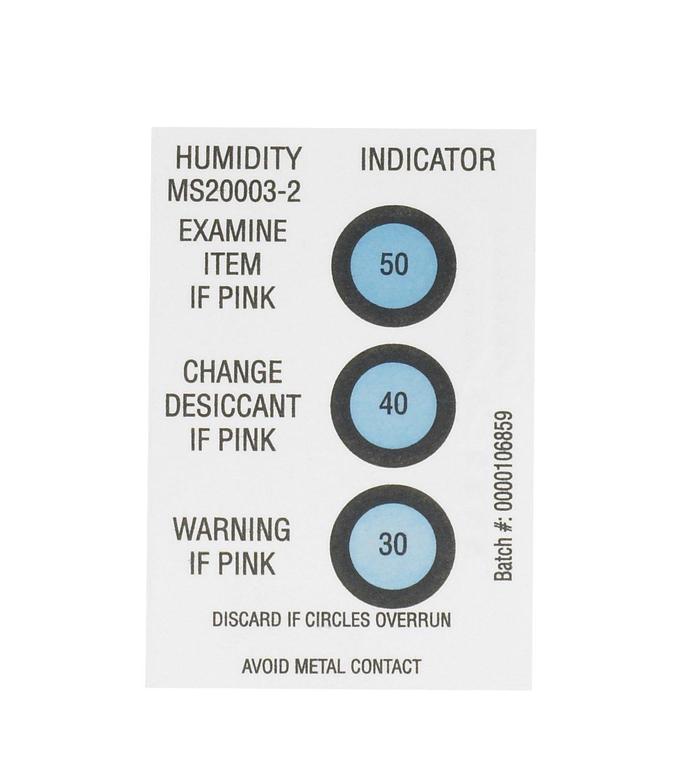 Aviditi New item Regular discount DES160 30-40-50% Humidity Indicators 2