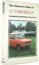 Observer's Book of Automobiles 1972 (Observer's Pocket)