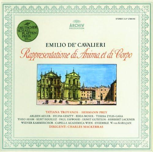 Tatiana Troyanos, Theo Adam, Wiener Kammerchor, Ensemble Wolfgang von Karajan, Capella Academica, Wien & Sir Charles Mackerras