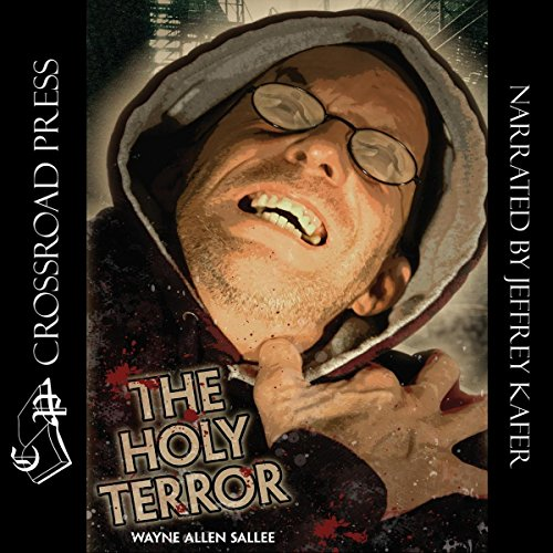 The Holy Terror audiobook cover art