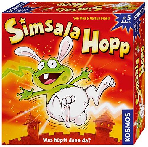 Kosmos 698706 - Simsala Hopp, Kinderspiel